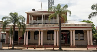 Historic Post Office Casino NSW